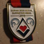 Durham 2021 Festival Supporter Nights