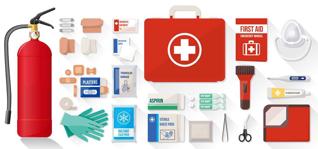 first aiders wanted