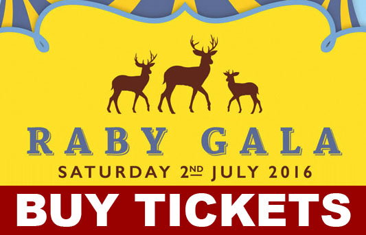 Raby Gala Information