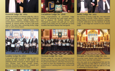 gold award lodges