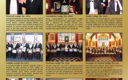 gold award lodges
