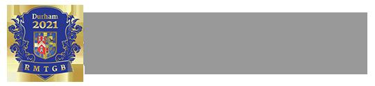 Durham 2021 RMTGB Festival Logo