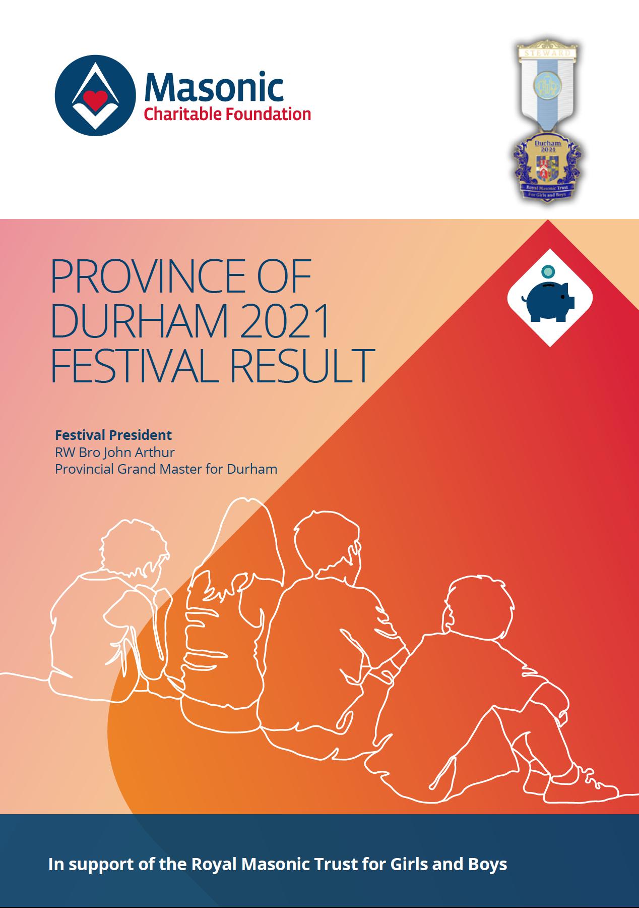 Durham 2021 results brochure